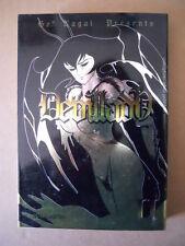 DEVIL LADY vol. 2 DEVIL MAN  Go Nagai Presents D/Book Manga [G723]