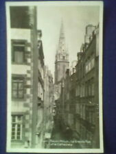 Ansichtskarte 607 - SAINT-MALO - La Grande Rue et la Cathedrale