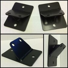 CLASSIC MINI SOLID STEEL FRONT SUBFRAME FLOOR MOUNTS PAIR AUSTIN MORRIS 3K10