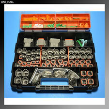 678 PCS DEUTSCH DT Genuine Connector Kit with 16-18AWG Solid Contacts, USA