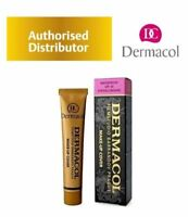 DERMACOL FILM STUDIO LEGENDARY HIGH COVERING MAKE UP FOUNDATION HYPOALLERGENIC