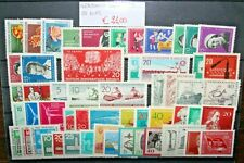"GERMANY GERMANIA DDR ""55 DIFFERENT STAMPS"" NUOVI MNH** LOT (CAT.5)"