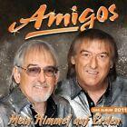 AMIGOS / MEIN HIMMEL AUF ERDEN * NEW CD * NEU *