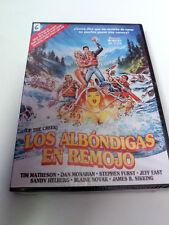 "DVD ""LOS ALBONDIGAS EN REMOJO"" PRECINTADO SEALED ROBERT BUTLER TIM MATHESON"