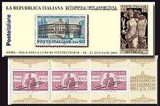 ITALIA 2003  - LIBRETTO MONTECITORIO NUOVO