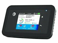 AT&T True Unlimited Data 4G LTE Hotspot Unite 815S Rural Internet NO THROTTLE RV