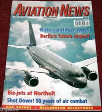 Aviation News 2003 January Airbus A400M,Northolt,JAT Yugoslavia,F-86 Sabre