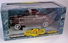 American Muscle 1/18th Scale 1940 Ford Deluxe Coupe Item No. 7936