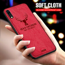 For Huawei Mate 20 Pro P20 Lite Hybrid Soft TPU Leather Case Shockproof Cover