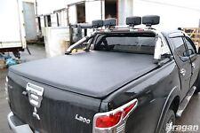 2016+ Fiat Fullback Double Cab Tri Fold Soft Tonneau Vinyl Cover Short Bed 4x4