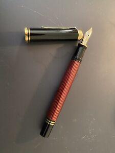 Pelikan m400 Souveran fountain pen