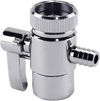 Faucet Aerator Diverter 1/4 Inch Barb For water RO filter