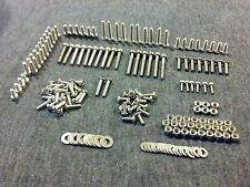 HPI E10 RTR Stainless Steel Hex Head Screw Kit 150++ pcs Drift Touring NEW