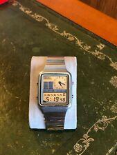 Seiko H127-500A LC Dual Ana Digi Vintage Chronograph Watch 1979 Japan Rarität
