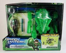 Green Lantern - Hal Jordan's Transforming Battle Suit