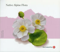 New Zealand NZ 2019 FDC MNH Native Alpine Flora 6v Set M/S Pres Pack Stamps
