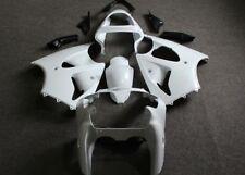 Unpainted ABS Fairing Fit For Kawasaki Ninja ZX-6R 2000-2002 / ZZR600 2005-2008