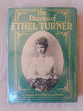 THE DIARIES OF ETHEL TURNER BY PHILIPPA POOLE