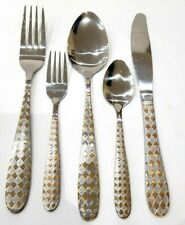 Flatware Cutlery Set 30 Piece Stainless Steel  Service for 6 Persons .