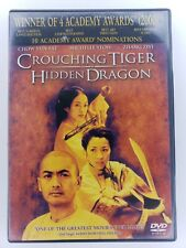 Crouching Tiger, Hidden Dragon - Dvd By Chang Chen - 4 academy awards