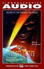 NEW Star Trek Insurrection Audiobook Cassette Tapes