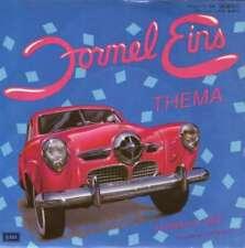 """Jaap Eggermont - Formel Eins Thema / Formula One  7"""" Vinyl Schallplatte - 44097"""