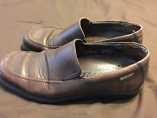 Mephisto Air Jet Men's Slip On Brown Size 10 Made France Used Flaw