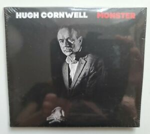 Hugh Cornwell - Monster - Restoration - 2 x CD 2018 NEW & SEALED