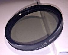 Hunter 55mm CPL Circular Polarising filter