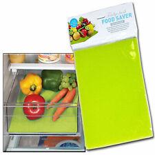 Kitchen Fridge Liner Mat Salad Drawer Food Fresh Saver Fruit Veggies Washable