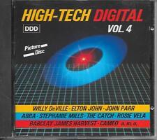 V/A - High- Tech Digital VOL. 4 CD 13TR (Polyphon) 1988 Frida Agnetha Abba Cameo