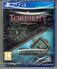 Planescape Torment & Icewind Dale ENHANCED EDITIONS  'New & Sealed' *PS4(Four)*