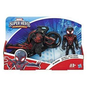 NEW Playskool Heroes MARVEL SUPER HERO ADVENTURES ~ KID ARACHNID WEB WHEELS