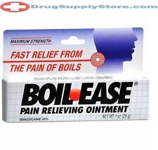 Boil-Ease Ointment Maximum Strength 1 oz