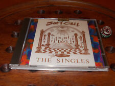 SOFT CELL-THE SINGLES   Cd ..... New