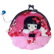 Nordal Portemonnaie 'Kokeshi' rosa