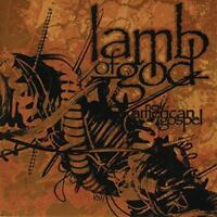 Lamb Of God - New American Gospel (NEW CD)