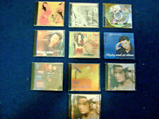 LOT OF 9 VIETNAMESE SIGNED CD's & 1 DVD - VARIOUS ARTISTS - SEE DESCRIPTION