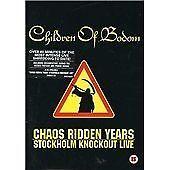 Children of Bodom - Chaos Ridden Years [DVD], Good DVD, ,