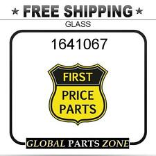 1641067 - GLASS DOOR LH   fit CATERPILLAR (CAT) !FREE SHIPPING 48 STATES ONLY!