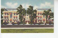 The Riviera Plaza Miami Beach FL Fla