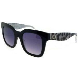 GUESS GU-7478S-01C-50  Sunglasses Size 50mm 135mm 22mm Black Brand New SUNGLASS