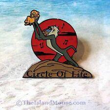 Disney Magical Musical Moments The Lion King Simba Circle Life Pin (UH:16341)