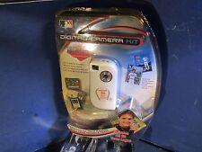 New Sakar Digital 3-In-1 Digital Camera With Baseball Photo Software + MLB Logos