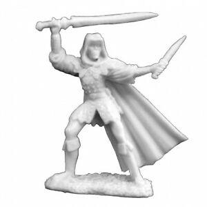 REM77030 Reaper Miniatures Bones: Danar, Male Assassin