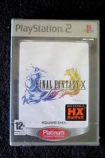 PS2 : FINAL FANTASY X 10 - Nuovo, sigillato, ITA ! Stupende ambientazioni 3D !