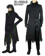 Darker than Black Hei Windbreaker Anime Cosplay Costume