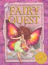 FAIRY QUEST With Burst- Out Poster Pages