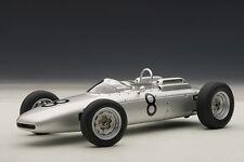 1 18 Autoart Porsche 804 F1 1962 Jo Bonnier Nurburgring #8