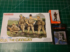 1/35 US 1st Cavalry #3312, Helicopter Crew Vietnam #3311, Legend aircav and more